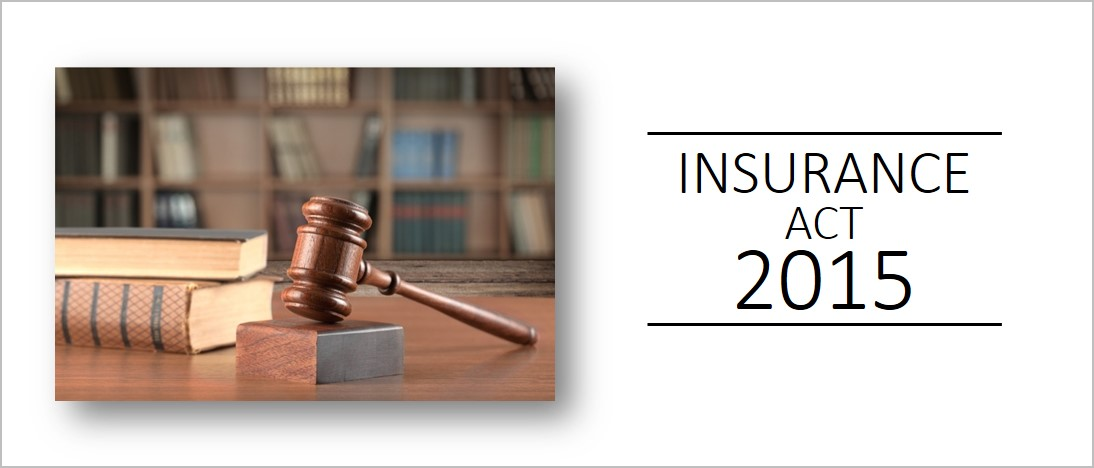 Insurance Act 2015 Guidance